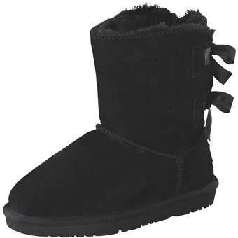 - Leone Winter Boots Mädchen schwarz - Onlineshop Schuhcenter