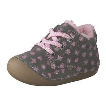 Minigirlschuhe - Lurchi Florentine Mädchen grau - Onlineshop Schuhcenter