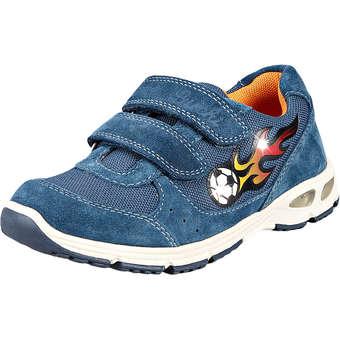 - Lurchi Kletter Jungen blau - Onlineshop Schuhcenter