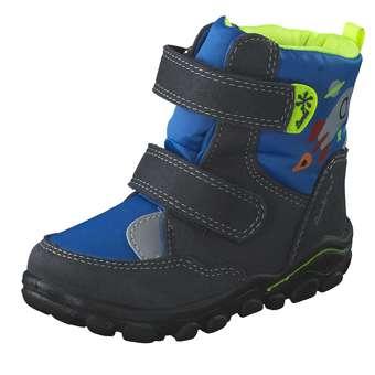 - Lurchi Lauflern Boots Jungen blau - Onlineshop Schuhcenter