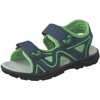 - Lurchi Sandale Jungen blau - Onlineshop Schuhcenter