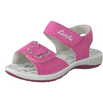 Minigirlschuhe - Lurchi Sandale Mädchen pink - Onlineshop Schuhcenter