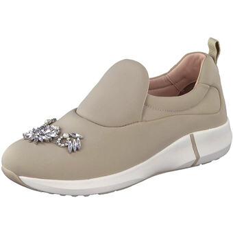 Marc Cain Slip-On Sneaker beige