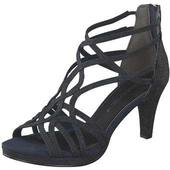 Marco Tozzi Sandale Damen blau