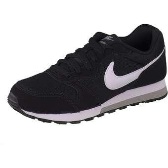 - Nike MD Runner 2 GS Sneaker Mädchen|Jungen schwarz - Onlineshop Schuhcenter
