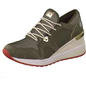 Michael Kors Scout Trainer Sneaker grün