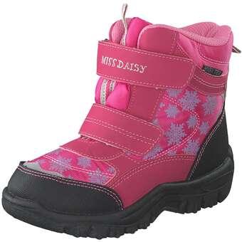 Miss Daisy Klett Boots Mädchen pink