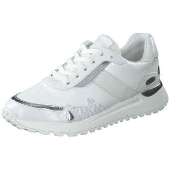 Monroe Trainer Sneaker Damen weiß