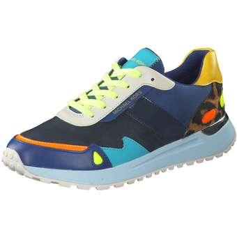 Monroe Trainer Sneaker Damen blau