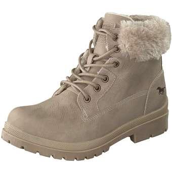 Mustang - Schnür-Boots - beige