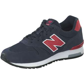 ML565 NTW Sneaker Damen blau