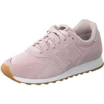 New Balance - WL373PP Suede Sneaker - pink