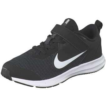 Nike Performance Downshifter 9 PSV Running Mädchen Jungen schwarz