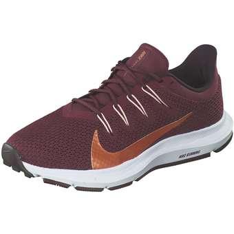 Sportschuhe - Nike Performance Quest 2 Running Damen rot  - Onlineshop Schuhcenter