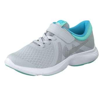 Nike Performance Revolution 4 PS Running Mädchen Jungen grau