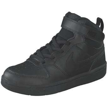 - Nike Court Borough Mid 2 Boot Mädchen|Jungen schwarz - Onlineshop Schuhcenter