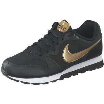 Nike Sportswear MD Runner 2 VTB GS Sneaker Mädchen|Jungen schwarz