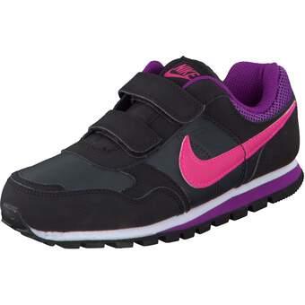 Nike Sportswear MD Runner PSV schwarz