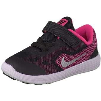 Nike Sportswear Revolution 3 (TDV) Sneaker Mädchen schwarz