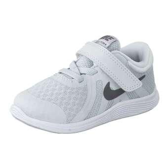 Nike Sportswear Revolution 4 TD Sneaker Mädchen Jungen grau