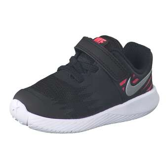 Nike Sportswear Star Runner TDV Sneaker Mädchen schwarz