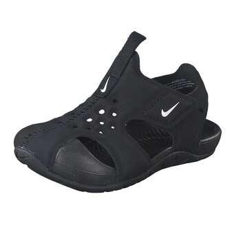 Minigirlschuhe - Nike Sunray Protect 2 TD Sandale Mädchen|Jungen schwarz - Onlineshop Schuhcenter