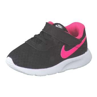 Nike Sportswear Tanjun TDV Sneaker Mädchen schwarz