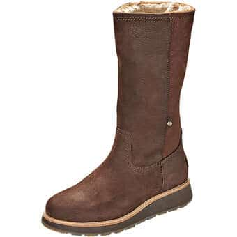 Panama Jack Columbia B3 Stiefel Damen braun | Schuhe > Stiefel > Sonstige Stiefel | Braun | Leder | Panama Jack