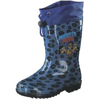 - Paw Patrol Gummistiefel Jungen blau - Onlineshop Schuhcenter