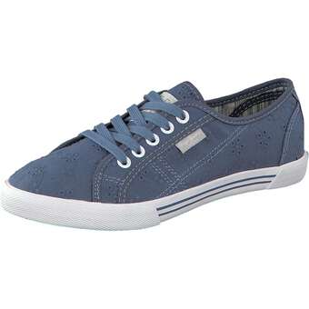 Pepe Jeans Sneaker Aberlady Anglaise navy