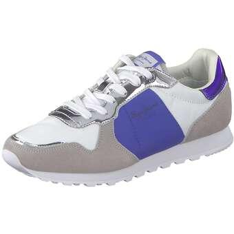 Pepe Jeans Verona W-Sneaker silber