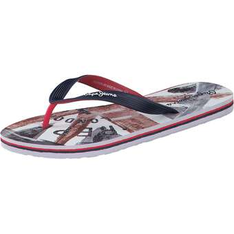 Pepe Jeans Zehentrenner HAWI-Union-Jack