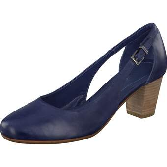 Perlato Pumps navy