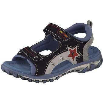 Pio Sandale blau