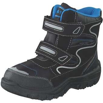- Pirats Klett Boots Jungen schwarz - Onlineshop Schuhcenter