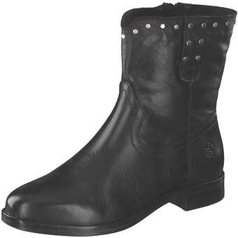 Stiefel für Frauen - Post Xchange Stiefelette Damen schwarz  - Onlineshop Schuhcenter