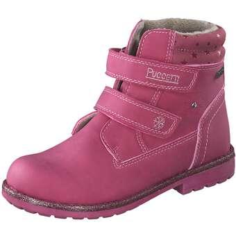 Puccetti Klett Boots Mädchen pink