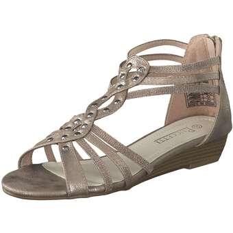 Puccetti Sandale Damen gold