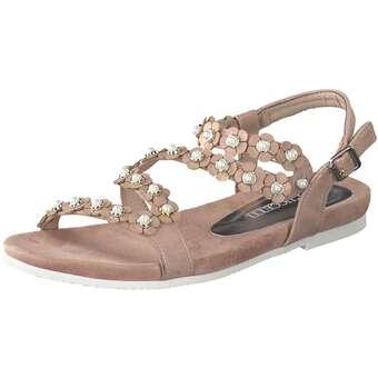 Sandalen für Frauen - Puccetti Sandale Damen rosa  - Onlineshop Schuhcenter