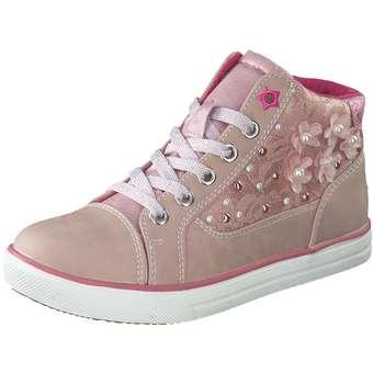 Puccetti Sneaker Bootie Mädchen rosa