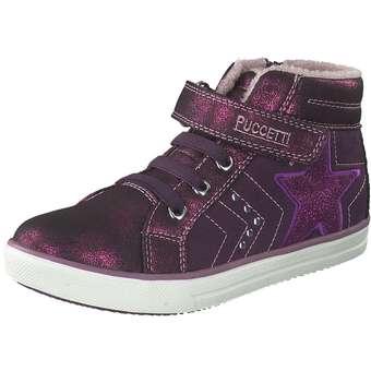 Puccetti Sneaker Boots Mädchen lila |