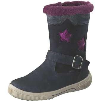 - Puccetti Stiefel Mädchen blau - Onlineshop Schuhcenter