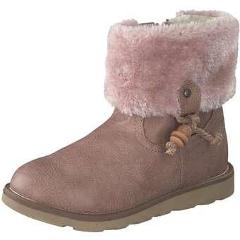 - Puccetti Stiefelette Mädchen rosa - Onlineshop Schuhcenter