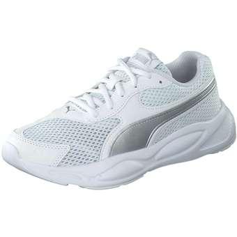 Lifestyle 90s Runner Mesh Jr Sneaker Mädchen|Jungen weiß