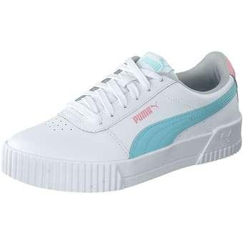 Lifestyle Carina L Jr Sneaker Mädchen weiß