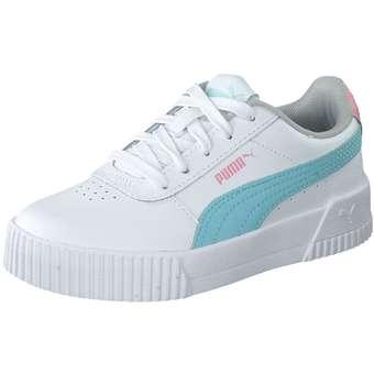 Puma Lifestyle Carina L PS Sneaker weiß