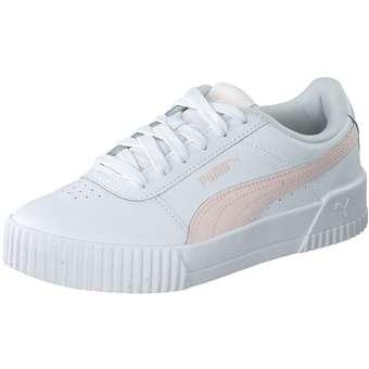 puma sportschuhe weiße sole