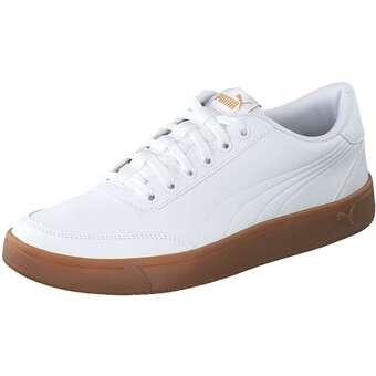 Lifestyle Court Braker L Mono Sneaker Herren weiß
