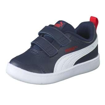 Lifestyle Courtflex v2 V Inf Sneaker Mädchen|Jungen blau