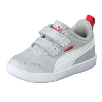 Lifestyle Courtflex v2 V Inf Sneaker Mädchen|Jungen grau